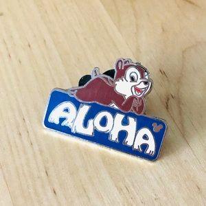 Disney Trading Pin - Secret Mickey - Chip Aloha